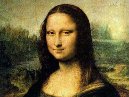 اسرار نقاشی لبخند مونالیزا