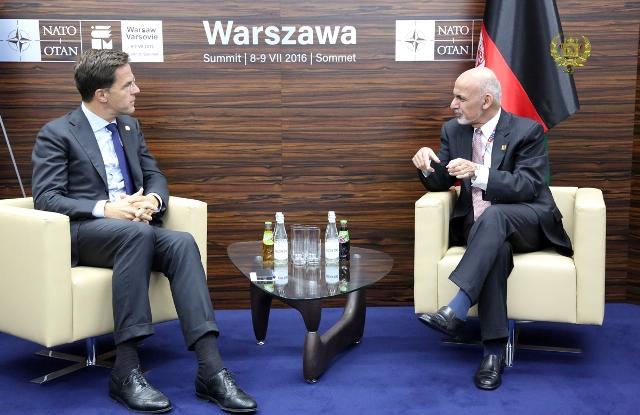 خواهان همکاری هالند در زمینه بازاریابی برای تولیدات افغانستان در اروپا هستیم