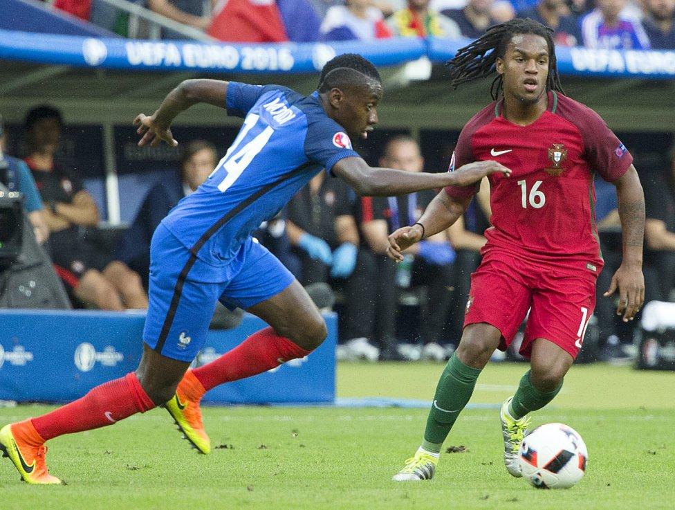 رناتو سانچس، بهترین فوتبالیست جوان یورو