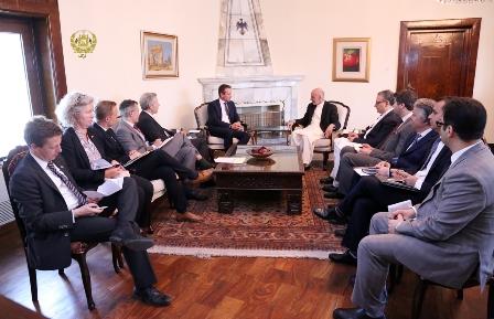 افغانستان خواهان همکاری دانمارک در بخش آموزش های حرفوی شد