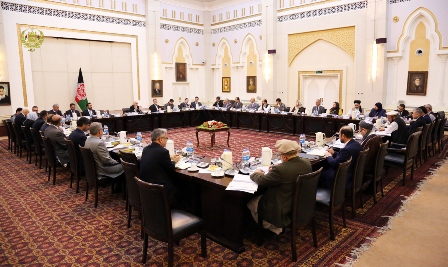 کابینه از اراده دولت مبنی بر برگزاری انتخابات حمایت کرد
