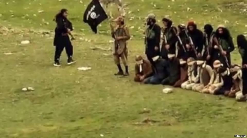 د داعش قوماندان چې خلک یې به بمونو الوزول وژل شوی