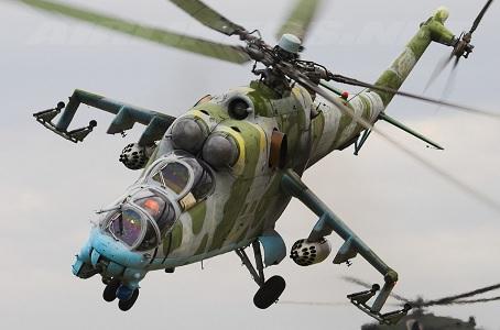 د ملي امنیت سلاکار له روسیې د Mi-۳۵ چورلکو غوښتنه کړې