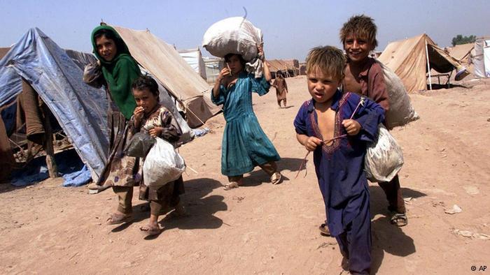 ۷۵ میلیون افغانی برای بیجاشدگان ولایات تخصیص یافت