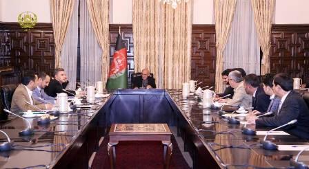 کمیسیون تدارکات ملی ۹ قرارداد به ارزش ۷.۵ میلیارد افغانی را تایید کرد