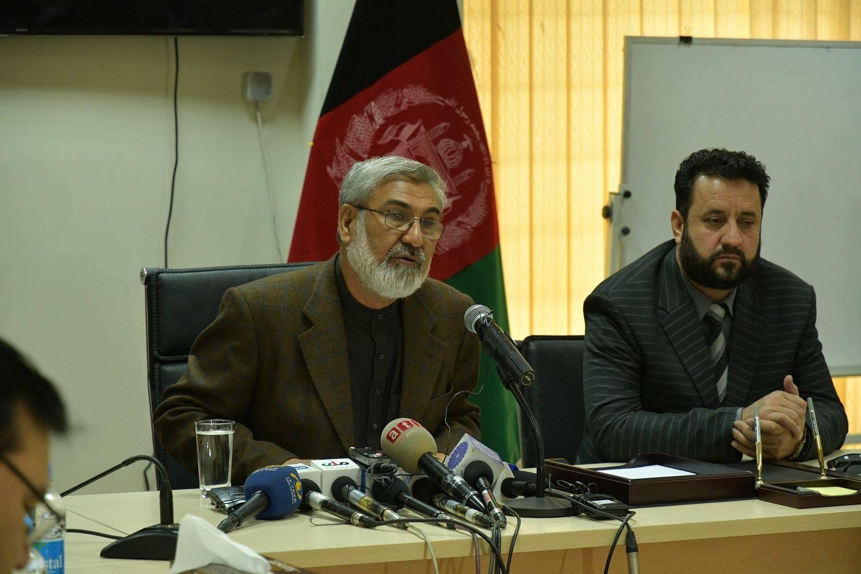 امضای قرار داد ۳۶پروژه انکشافی در وزارت احیاوانکشاف دهات
