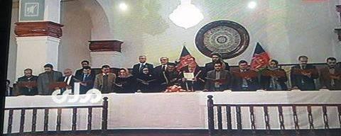 اعضای جدید کمیسیون های انتخاباتی سوگند وفاداری یاد کردند