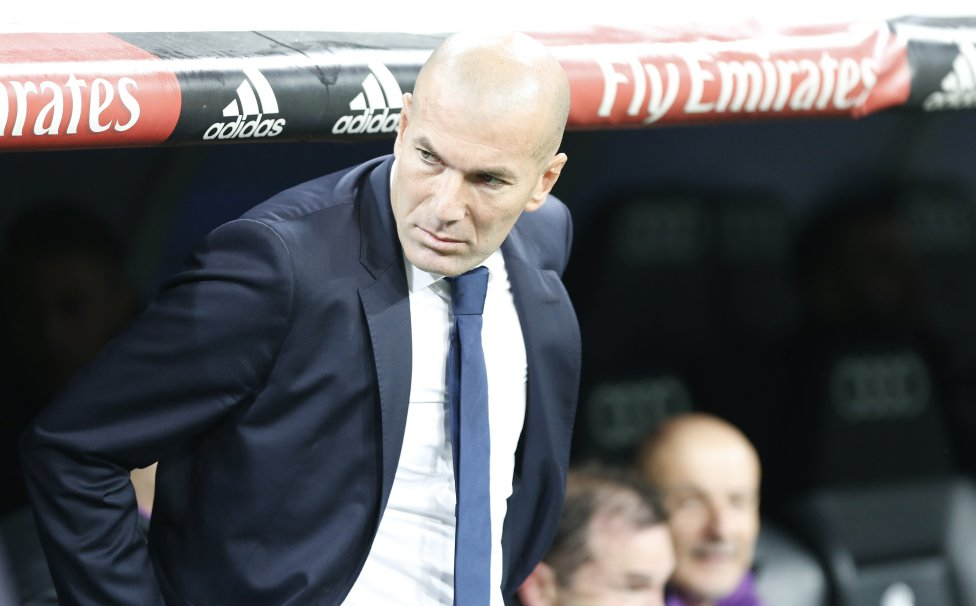 جاودانه شدن زیدان در رئال مادرید پس از 27 سال