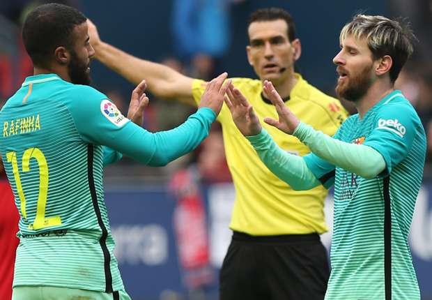 رافینیا: مسی بهترین فوتبالیست جهان است