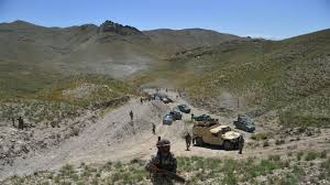 زابل کې ۸ افغان سرتېرو ته مرګ ژوبله اوښتې ده