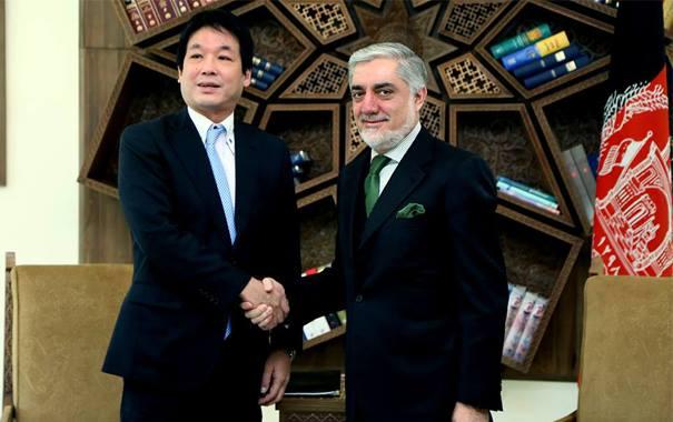 جاپان ۱۹میلیون ین برای مبارزه با فساد به افغانستان کمک می کند