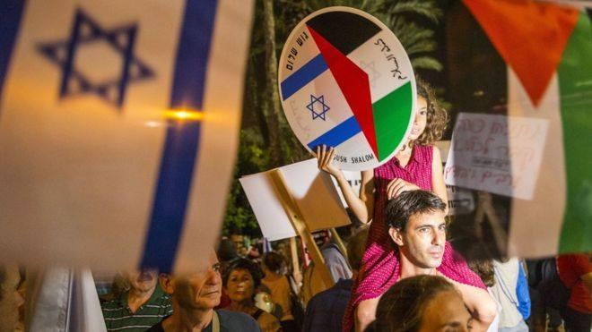 نمایندگان ۷۰ کشور خواستار صلح میان اسرائیل و فلسطین شدند