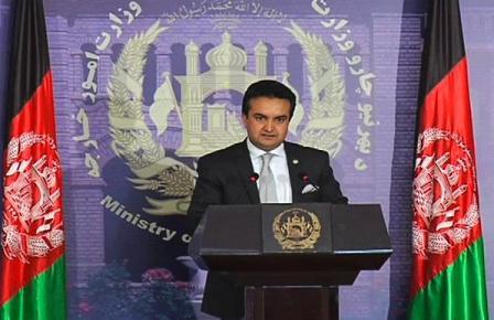 افغانستان آماده است با حضور کشور ثالث در مورد نگرانیهای دوطرف با پاکستان گفتگو کند