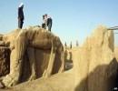 خسارات داعش به میراث فرهنگی عراق بیش از حد تصور است