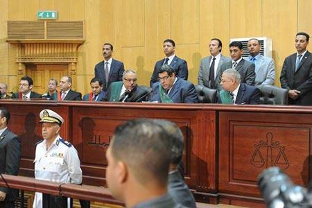 محمد بدیع و پسر مرسی به یک سال حبس محکوم شدند