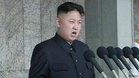 شمالي کوریا پر امریکا او جنوبي کوریا د اټومي بریدونو ګواښ کړی