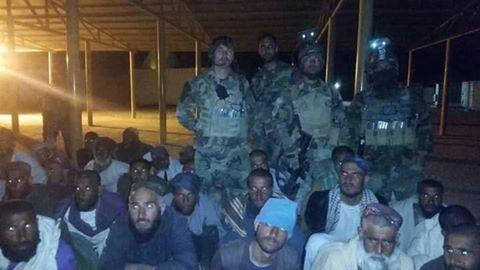 هلمند کې د طالبانو له زندانه ۳۲ تنه راخوشي کړای شول