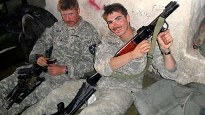 یوه امریکایی عسکر ویلي، افغانستان کې یې په قصدي ډول ملکیان وژل