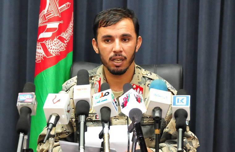 جنرال رازق وايي طالبان یې له نېش ولسوالۍ څخه ایستلي