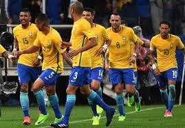 برازیل نخستین تیم به جام جهانی روسیه صعود کرد