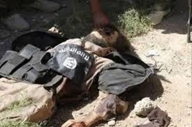 """""""وزیر صحت """" داعش کشته شد"""
