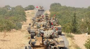 ترکیه به عملیات نظامی در سوریه پایان داد