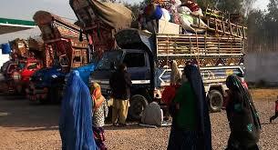 له پاکستانه د افغان کډوالو د رالېږلو لړۍ نن رسما پیل کېږي