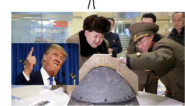 ټرمپ رسما شمالي کوریا ګواښلې خو شمالي کوریا وايي له امریکا سره هر ډول جګړې ته تیار ده