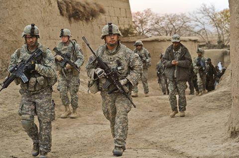 امریکا ۱۵۰۰ سرتېري افغانستان ته رالېږي