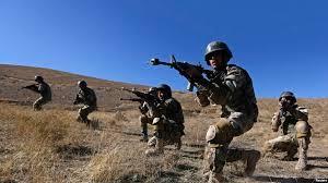 په حمزه پوځي عملیاتو کې تر اوسه ۲۴۳ داعشیان وژل شوي