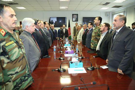 د افغانستان د ملي امنیت شورا کې یو لړ نوې ټاکنې شوې