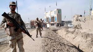 افغان ځواکونو د پاکستاني تاسیساتو د جوړولو مخنیوی کړی دی