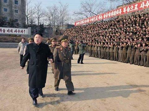 شمالي کوریا نن سهار یو بل توغندی هم ازمویلی