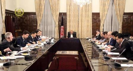 کمیسیون تدارکات ملی، ۱۶ قرارداد به ارزش بیش از ۱۱ میلیارد افغانی را تایید کرد