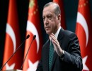 """اردوغان: امریکا از """"تروریست ها"""" حمایت می کند"""