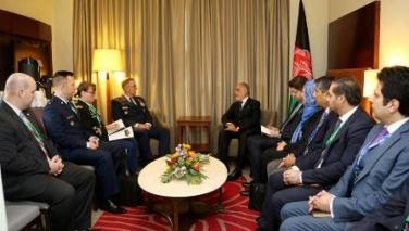 عبدالله:استراتیژی جدید امریکا میتواند وضعیت را در افغانستان متحول سازد