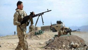 12 طالب مسلح و هشت نیروی امنیتی جان باختند