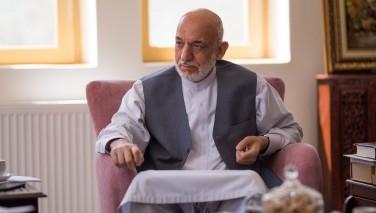 حامد کرزی: امریکا نباید ما را فریب دهد