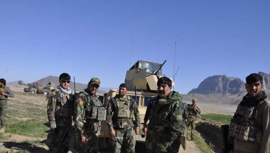 عملیات سه روز بالابلوک فراه پایان یافت/پنج کشته و تصرفات فراوان
