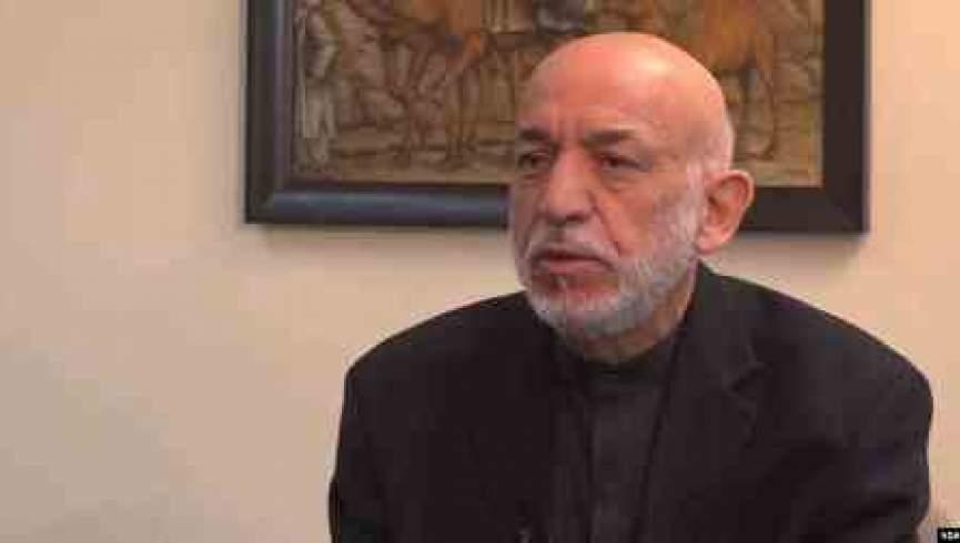 حامد کرزی: تنشهای انتخاباتی باید قبل از شروع مذاکرات بینالافغانی حل شود