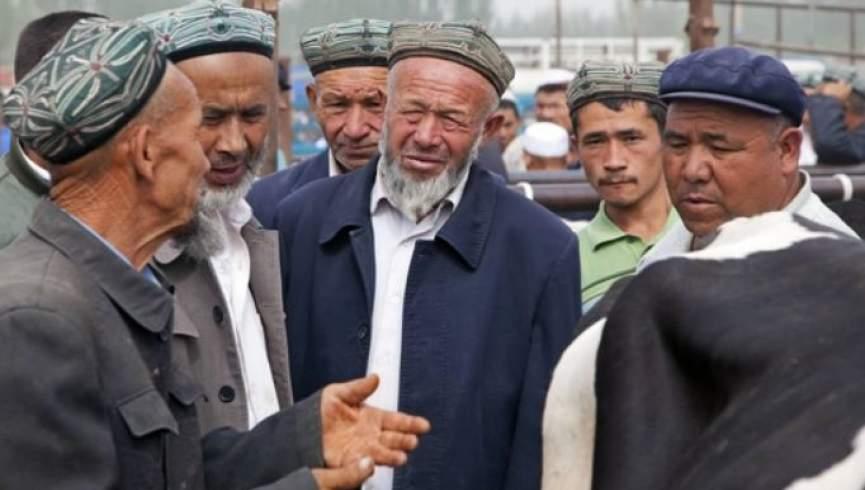 مسلمانان اویغور چین، نیروی کار اجباری