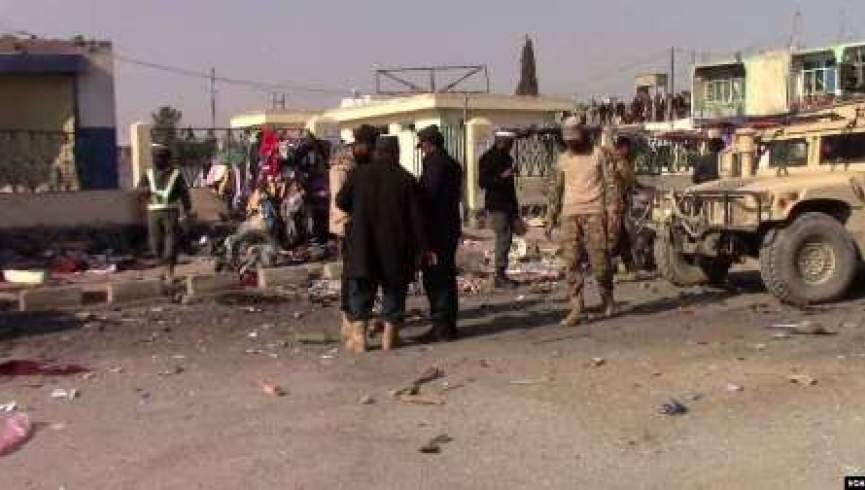 شمار قربانیان انفجار در میدان فوتبال خوست به 3 کشته و 11 زخمی رسید