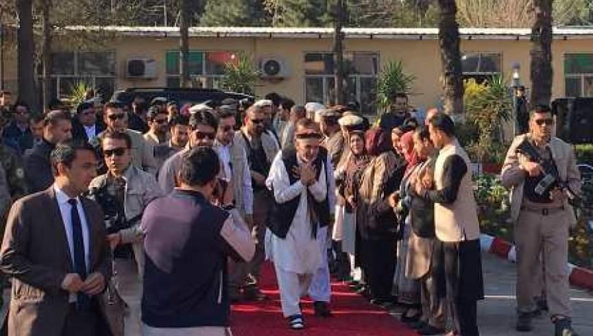 رییس جمهور غنی به جلال آباد رسید