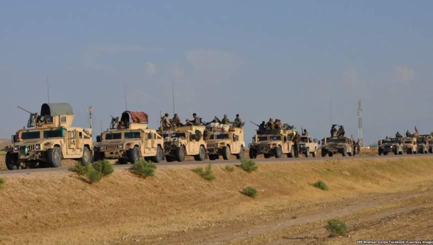 طالبان به کاروان ارتش در شیندند هرات حمله کردند