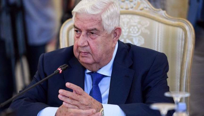 Walid al-Muallem (File photo by AFP)