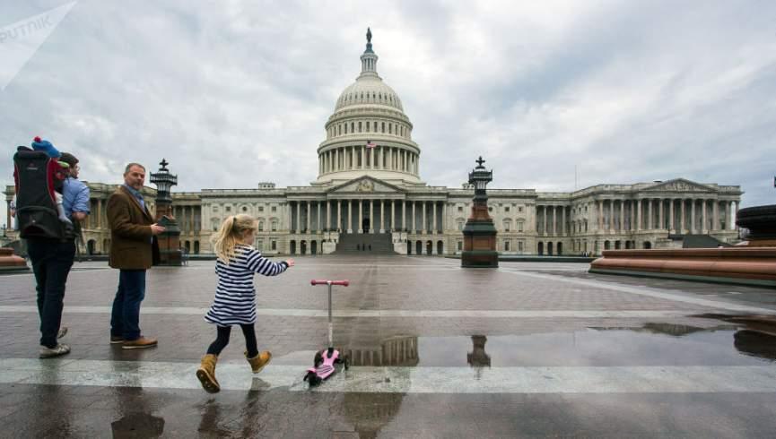 بسته نجات 900 میلیارد دلاری توسط کنگره آمریکا تصویب شده است
