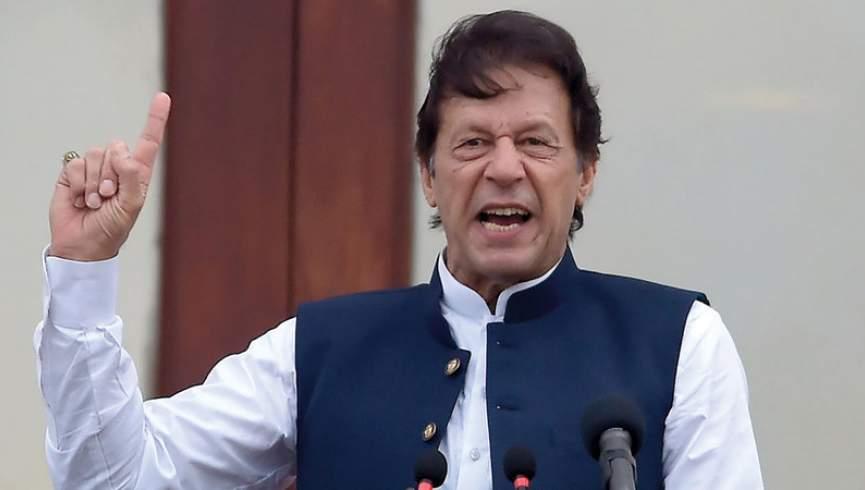 عمران خان هند را مقصر کشتن نیروهای مرزی پاکستان می داند