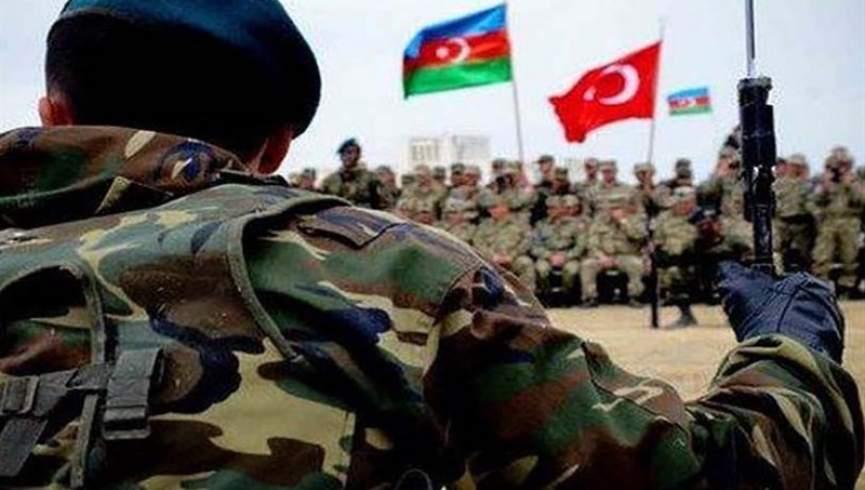 نیروهای ترکیه وارد باکو می شوند
