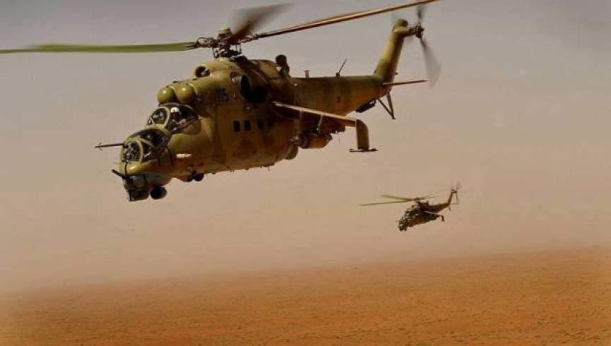 حملات هوایی در هلمند  38 طالب کشته و زخمی شدند