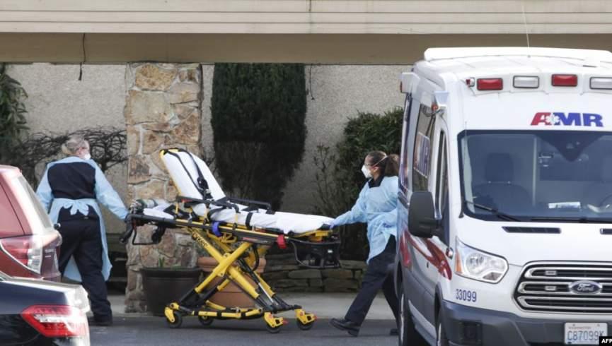در 24 ساعت گذشته 3880 نفر در ایالات متحده قربانی تاج شده اند